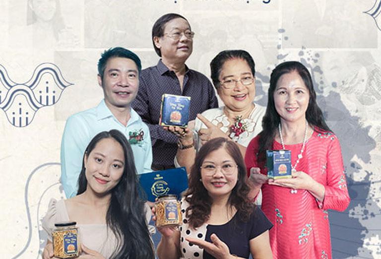 Các nghệ sĩ diễn viên ưu ái lựa chọn đông trùng hạ thảo Vietfarm đồng hành để chăm sóc sức khoẻ