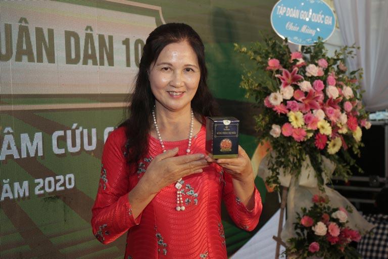 Nghệ sĩ Thanh Hiền