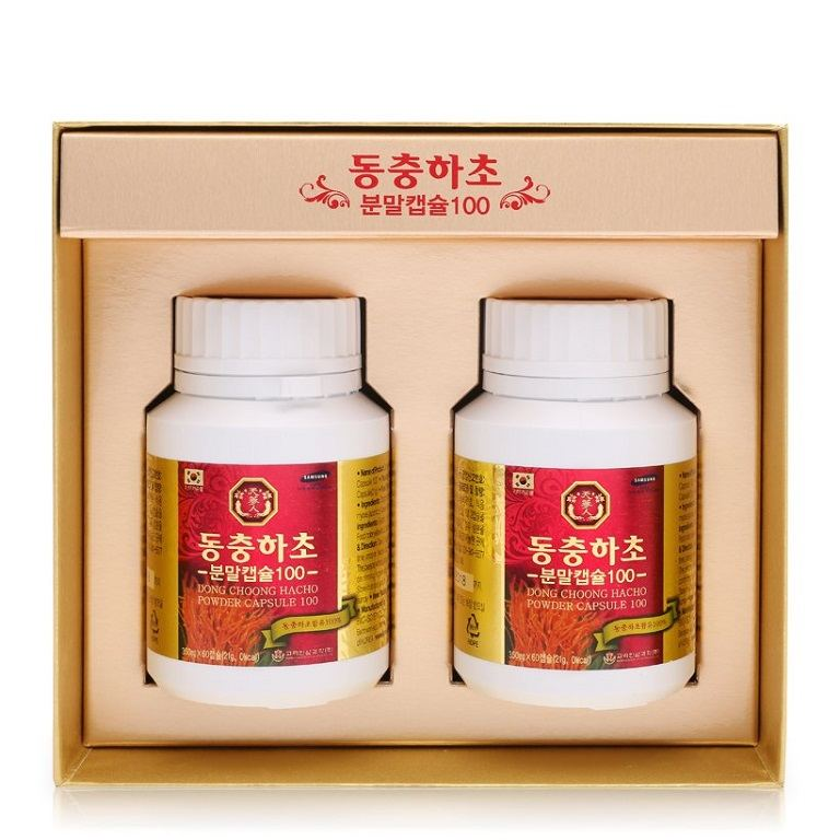 Viên uống đông trùng hạ thảo Hàn Quốc Bio Apgold