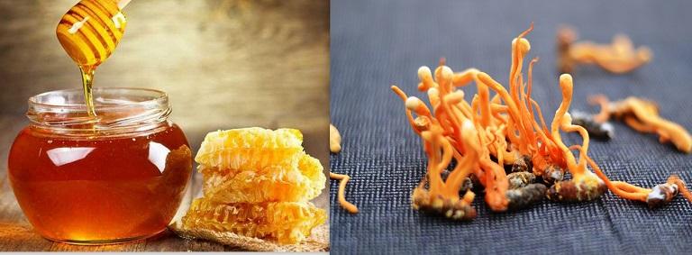Trùng thảo ngâm mật ong mang đến nhiều lợi ích cho phái đẹp