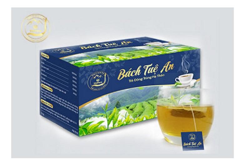 Sản phẩm trà túi lọc tiện dụng, chất lượng