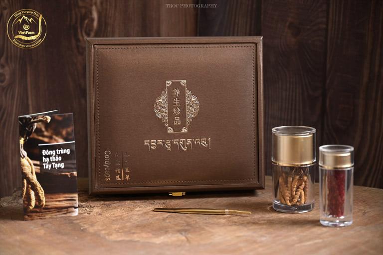 Đông trùng hạ thảo Tây Tạng nhập khẩu cao cấp thượng hạng