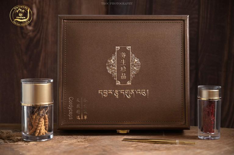 Đông trùng hạ thảo Tây Tạng loại VVIP thượng hạng bậc nhất thế giới