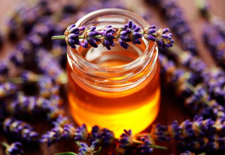 Mật ong Lavender dùng để ngâm đông trùng hạ thảo