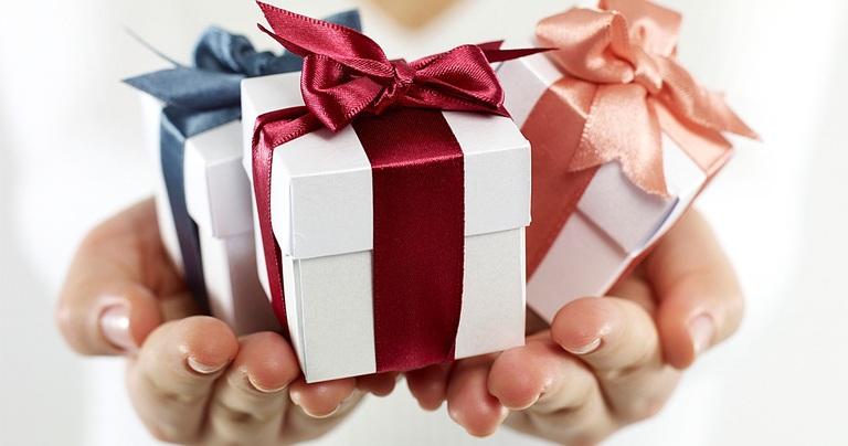Quà tặng doanh nhân được sử dụng trong những dịp đặc biệt