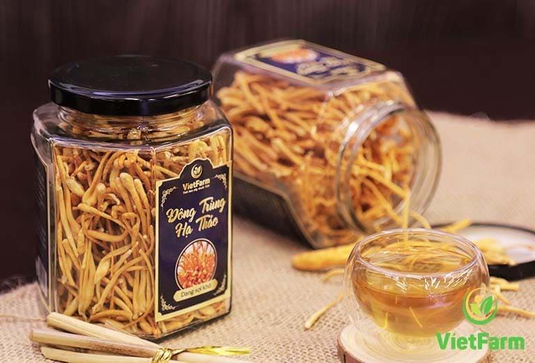 Đông trùng hạ thảo Vietfarm được lựa chọn trong nhiều dịp quan trọng