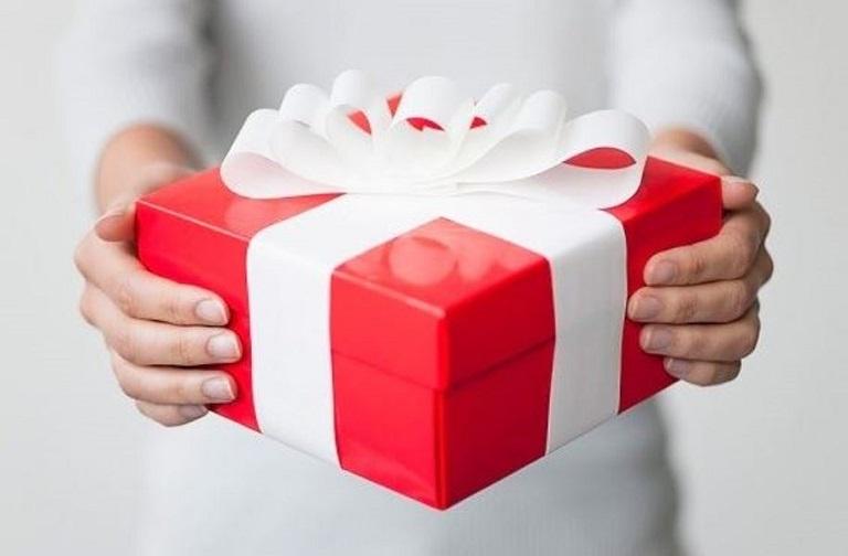Chọn quà tặng sức khỏe là xu hướng đang lên ngôi