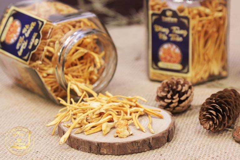 Đông trùng hạ thảo Vietfarm được đánh giá cao về chất lượng